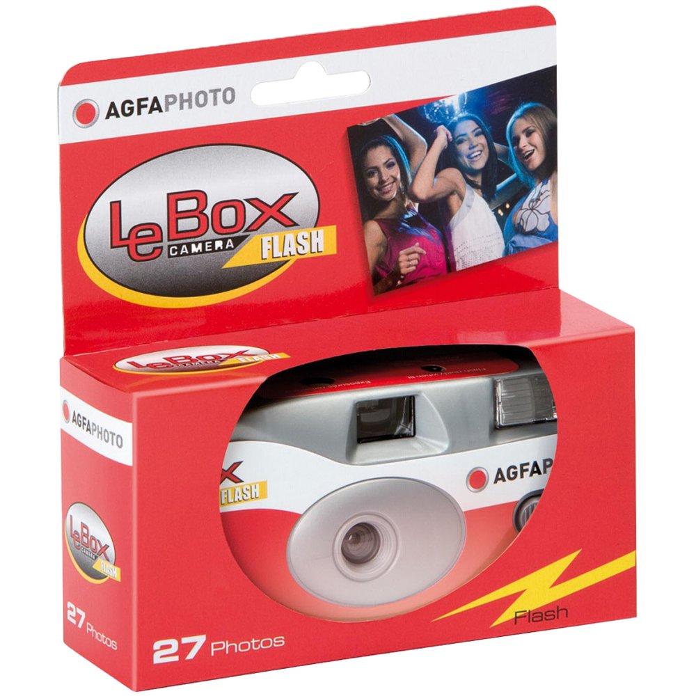 AgfaPhoto 601020 LeBox 400 27 Camera Flash by Agfa
