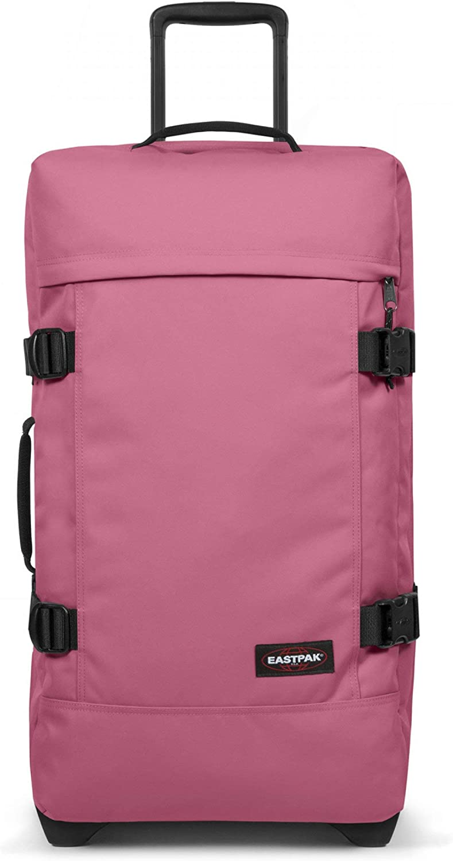 Eastpak Tranverz M Maleta, 67 cm, 78 L, Rosa (Salty Pink)