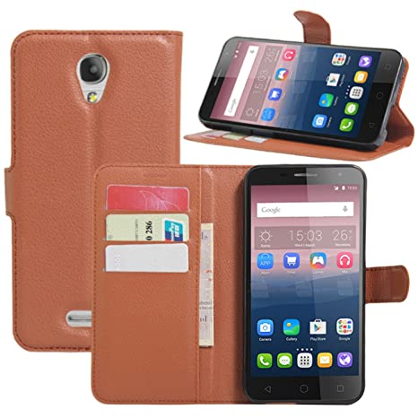 HualuBro Funda Alcatel Pop 4 Plus, Carcasa de Protectora ...