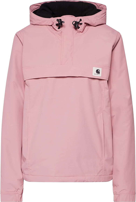 Carhartt Nimbus Pullover Woman Soft Rose S Rosa