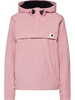 Carhartt Nimbus Pullover Woman Soft Rose S Rosa: Amazon.es: Ropa y ...