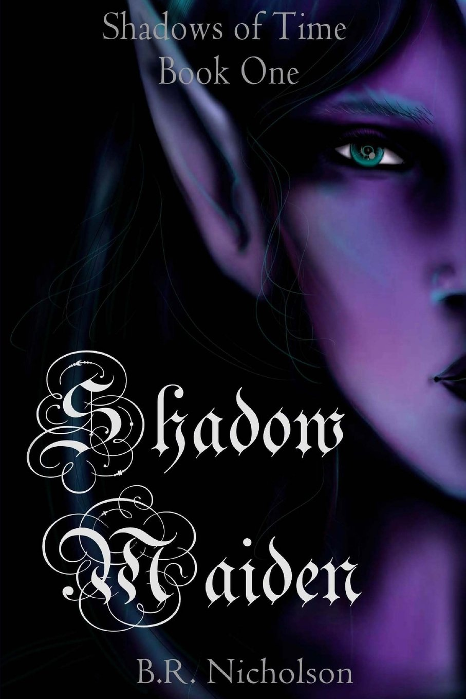 Shadow Maiden (Shadows of Time, Book 1)