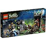 LEGO Monster Fighters - El científico loco y su monstruo (9466)