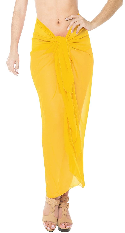 La Leela SWIMWEAR レディース B00GX610CM Lively Yellow
