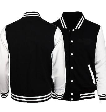 Amazon Com 2019 Warm Style Hot Men Jacket Baseball Clothing Casual