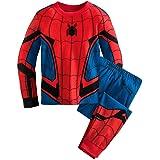 Marvel Spider-Man Costume PJ PALS for Boys