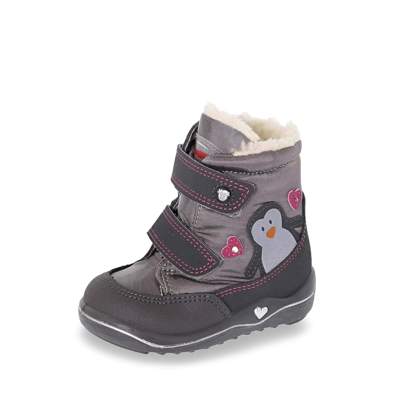 RICOSTA 3823300-473 Kinder Baby M/ädchen Sympatex/® Lauflernstiefel Lederimitat