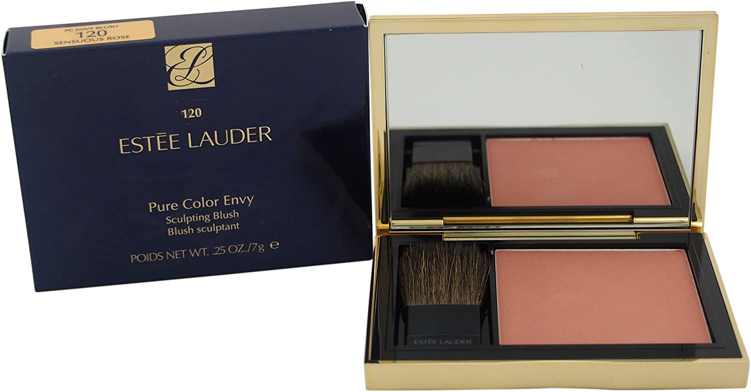 Estee Lauder Pure Color Envy Sculpting Blush 7 G – Sensual rosa 120: Amazon.es: Belleza