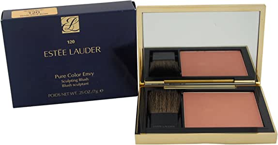 Estee Lauder Pure Color Envy Sculpting Blush 7 G – Sensual rosa 120: Amazon.es: Belleza