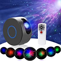 Star Night Light Projector, Sky Starry Galaxy Projector LED (Grijs)