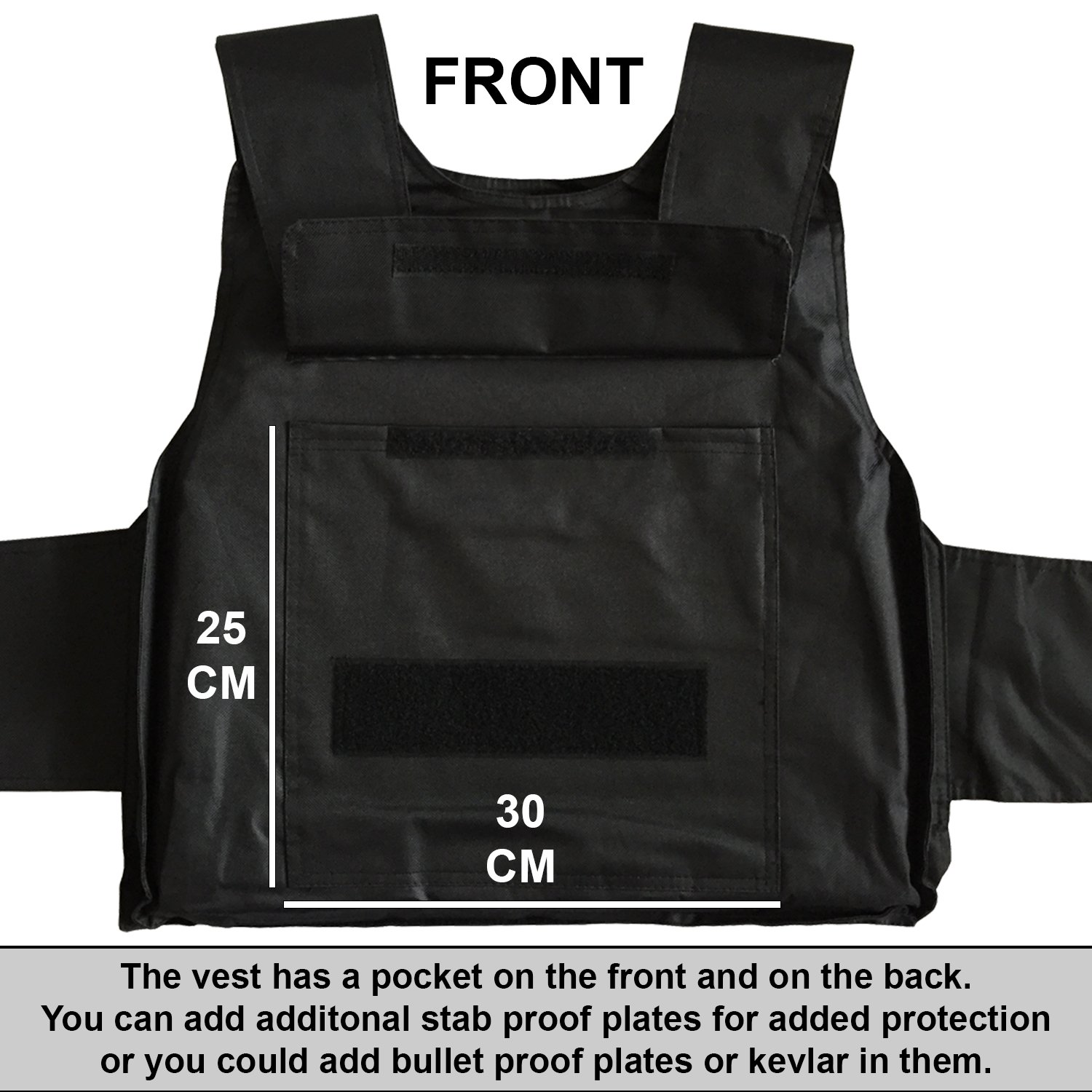 Learned Self-defense Tactical Vest Men Anti Stab Vestsoutdoor Personal Security Tactical Equipment A Great Variety Of Models Self Defense Supplies