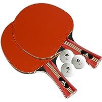 adidas Pure - Juego de Raquetas de Ping