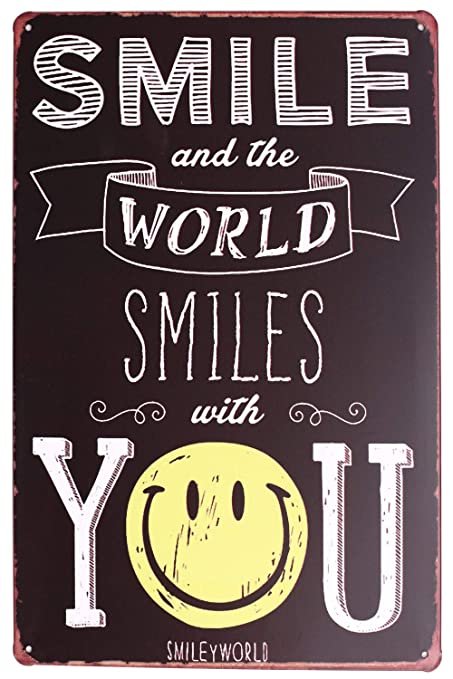 Sumik Smile and The World Smiles with You - Cartel de Metal ...