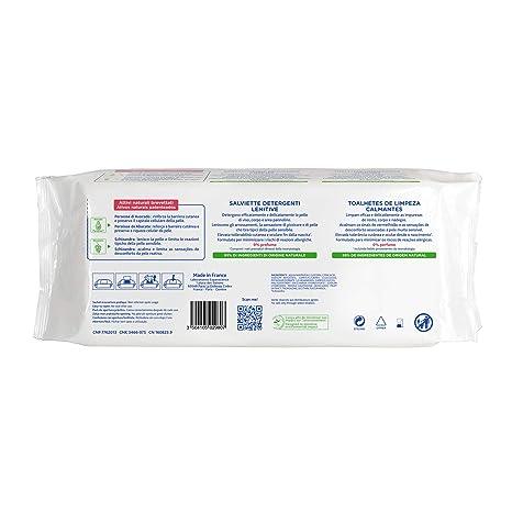 Mustela Toallitas Limpiadoras Comfort Piel muy Sensible Sin perfume, 70Ud: Amazon.es: Salud y cuidado personal