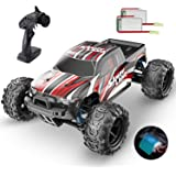 DEERC RC Cars 9300 High Speed Remote Control Car for Kids Adults 1:18 Scale 30+ MPH 4WD Off Road Monster Trucks,2.4GHz…