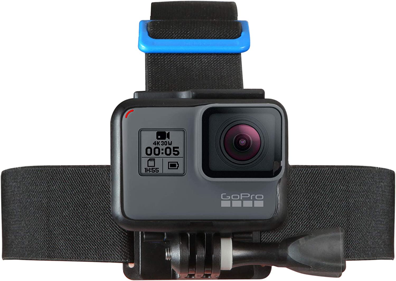 appropri/é pour GoPro et cam/éras compatibles iSHOXS ProChest hypoallerg/énique Fixation Harnais
