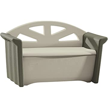 Rubbermaid Patio Bench