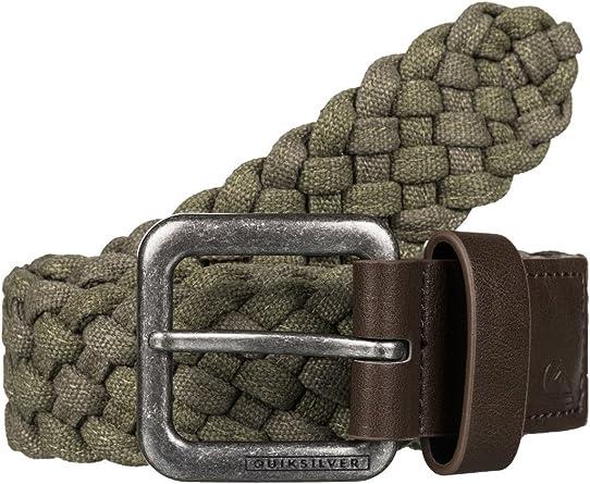 Quiksilver Weaving - Cotton Belt - Cinturón De Algodón - Hombre ...