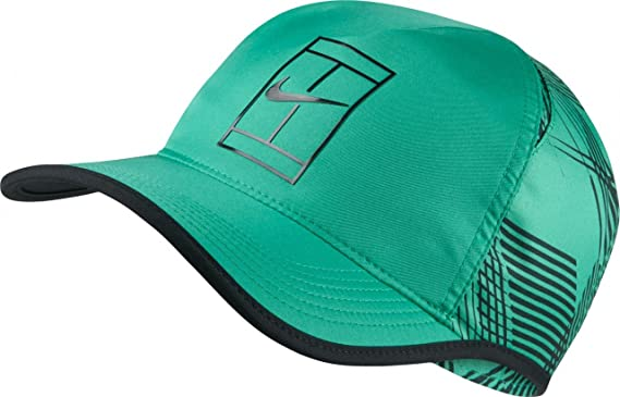 Nike Aerobill Lightweight Baseball Cap Green One Size  Amazon.ca ... 6d39a09f564