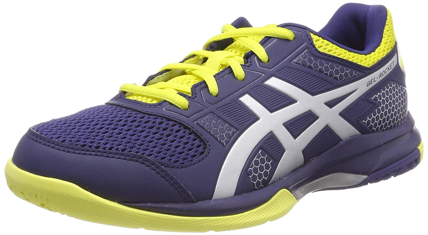 331a2a4f45 ASICS Men's Gel-Rocket 8 Volleyball Shoes: Amazon.co.uk: Shoes & Bags