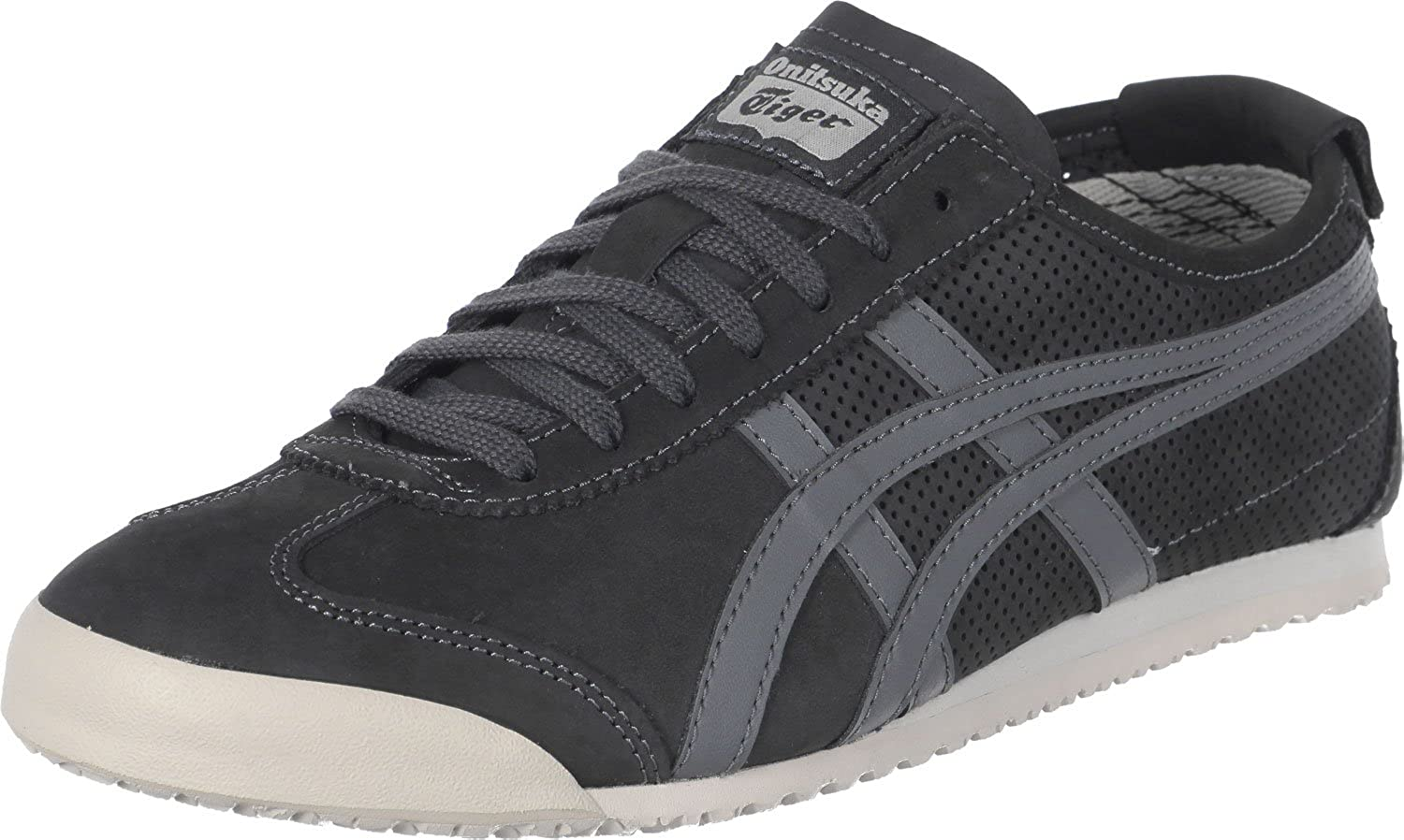 pretty nice a6604 e2519 Onitsuka Tiger Mexico 66 Shoes Grey Size: 7: Amazon.co.uk ...