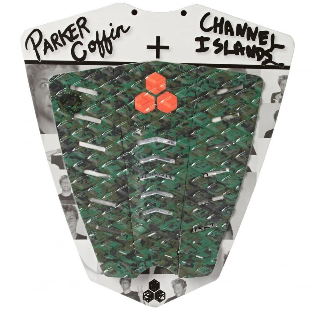 Channel Islands Parker Traction Pad - Camo by Channel Islands