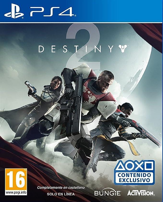 Destiny 2 - Edición Estándar: Amazon.es: Videojuegos
