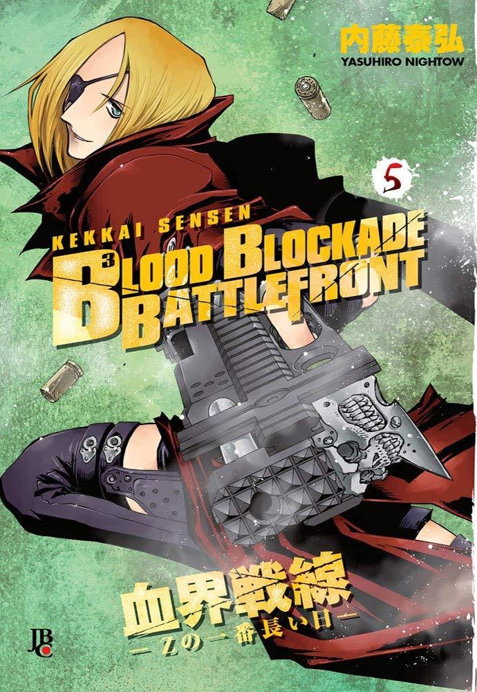 Top 10 Best blood blockade battlefront volume 5 Reviews