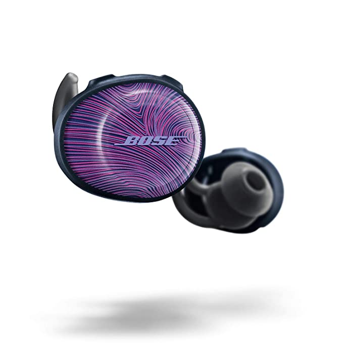Bose Sound Sport Free Truly Wireless Sport Headphones   Limited Edition, Ultraviolet With Midnight Blue (Amazon Exclusive) by Bose