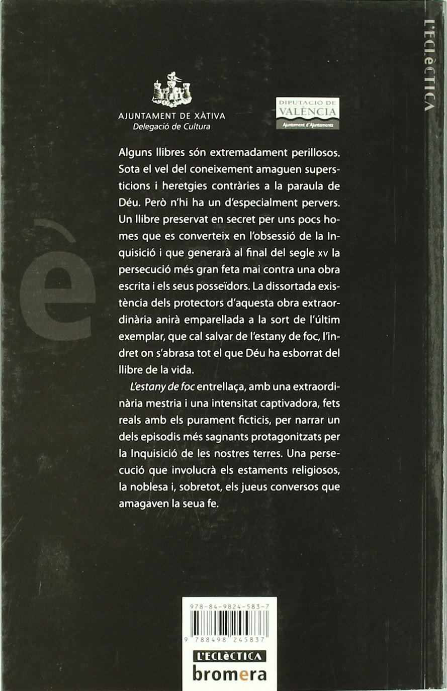 Lestany de foc: 189 (LEclèctica): Amazon.es: Silvestre ...