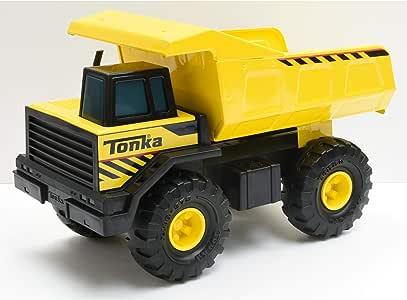 "Tonka Steel Mighty Dump Truck 16"""