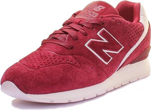 new balance 996 uomo rosse