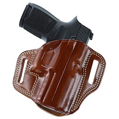 Kydex Open Top Belt Holster for 1911/'s-5/'/' with rail,RH