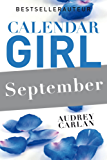 September (Calendar Girl maand)