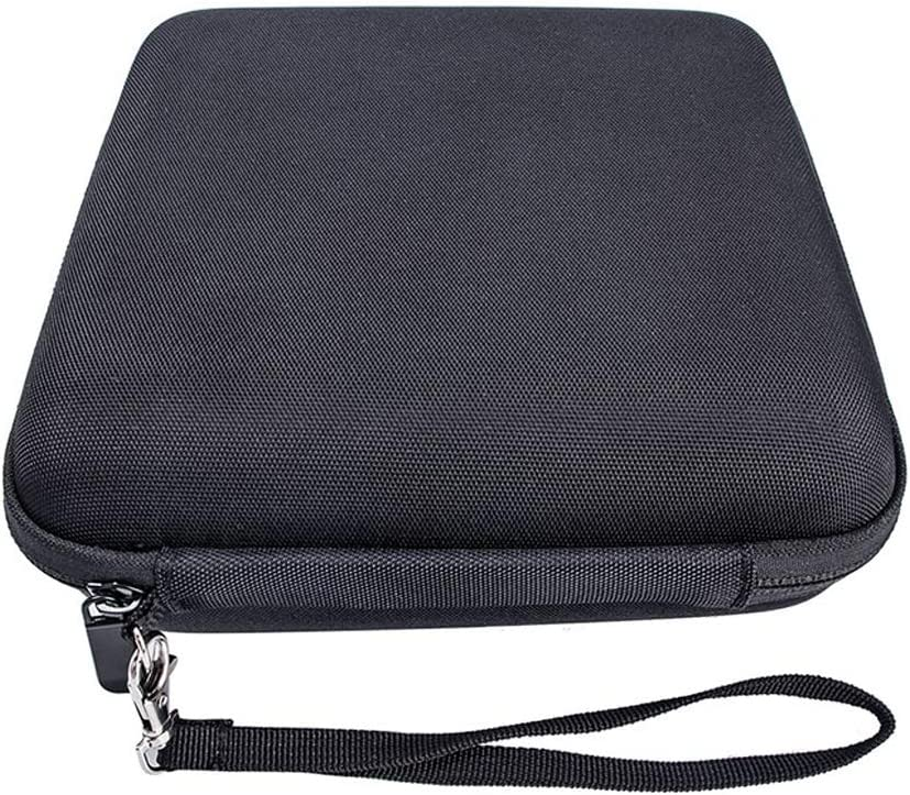Black Heat Press Machine,Accessories Storage Bag Protection Box YWL EVA Hard Case for Cricut Easy Press Mini