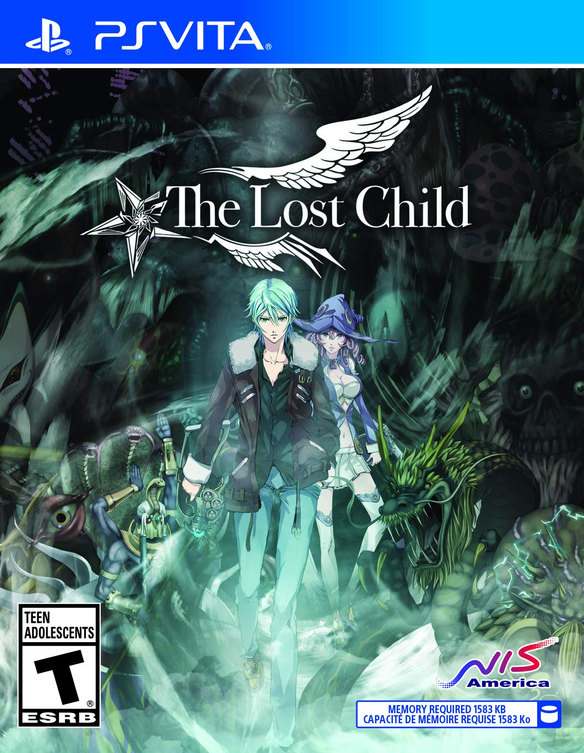 The Lost Child - PlayStation Vita by NIS America (Image #1)