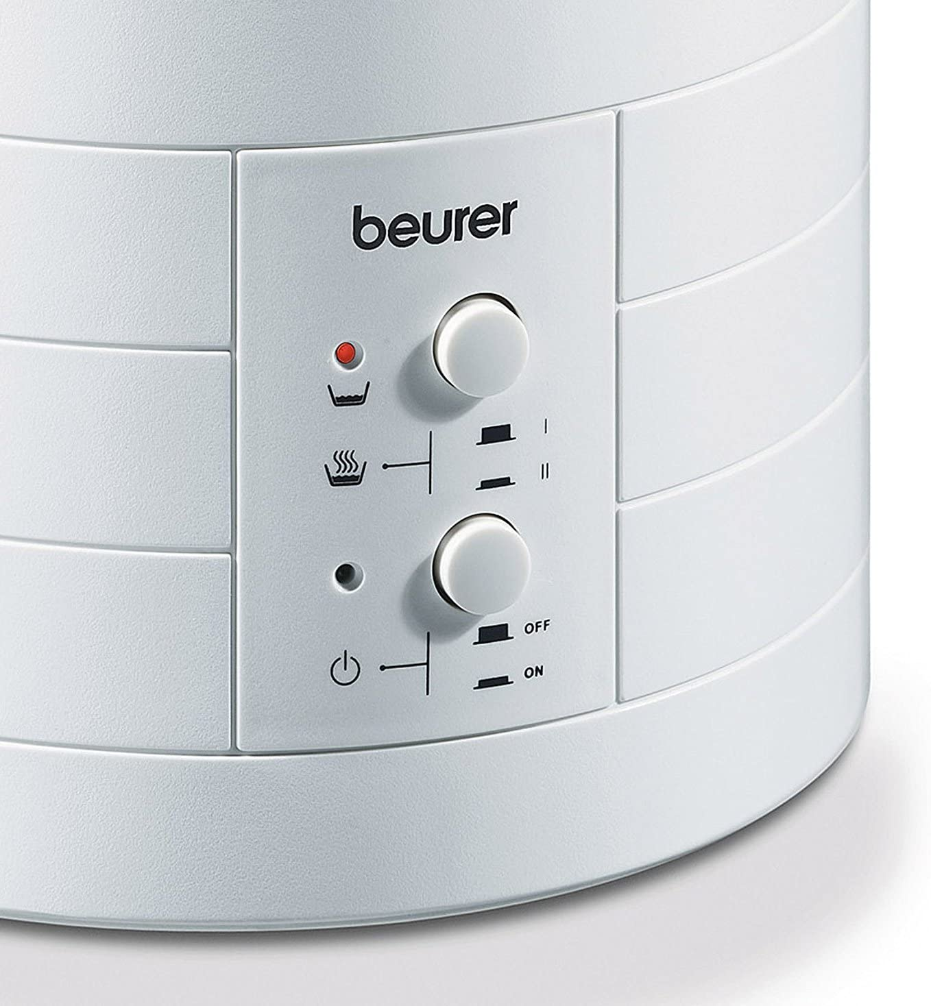 Beurer LB 50 humidifier, with Water vapourisation in 2 Stages, for Rooms up  to 40 sqm: Amazon.co.uk: DIY & Tools