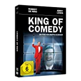 The King of Comedy (Filmconfect Essentials, Mediabook) [Blu-ray]