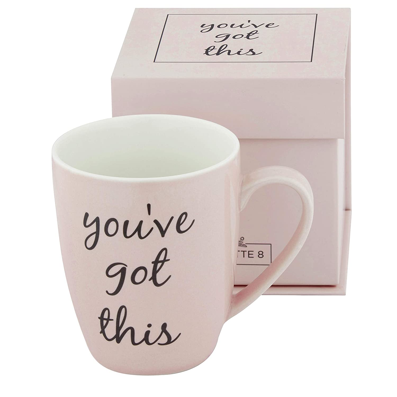 18695bc23d73 Inspirational Coffee Mug for Women With