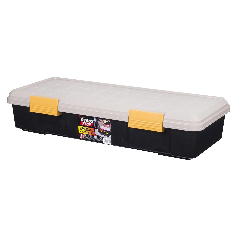 アイリスオーヤマ ボックス RVBOX 770F カーキ/ブラック
