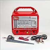 electrificateur de cloture 12 V Solarisable 0,56 - 2,5 Joul