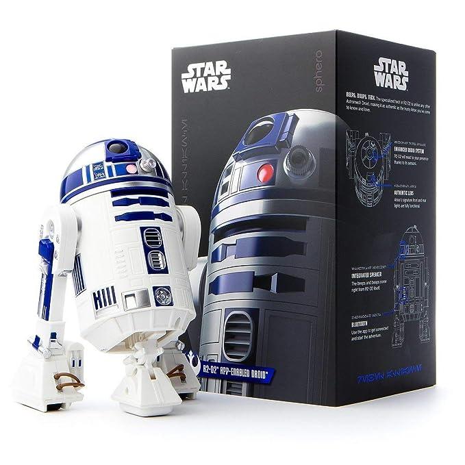 Sphero R2-D2 App-Enabled Droid de Sphero: Amazon.es: Juguetes y juegos