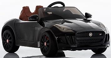 Kids Licensed Jaguar F Type R Sports Car With Remote Control 12v