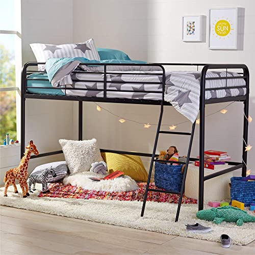AmazonBasics Metal Twin Loft Bed
