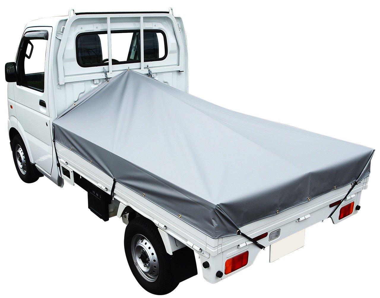 軽トラック 荷台シート シルバー