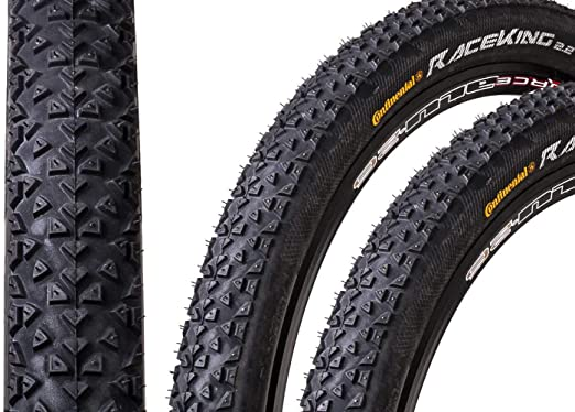 "26x2,2/"" Continental Race King 2.2 Performance Fil pneus //// 55-559"