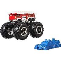 Hot Wheels - Monster Trucks Vehículo 1:64 alarma