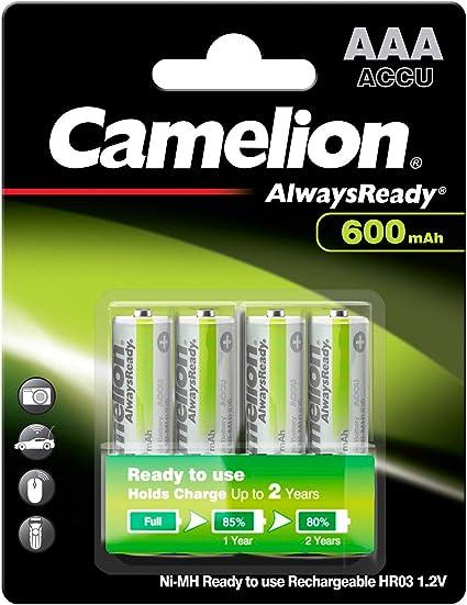 Camelion 17406403 Ni Mh Akku Hr03 Aaa Elektronik