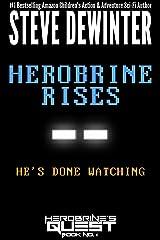 Herobrine Rises (Herobrine's Quest Book 1) Kindle Edition