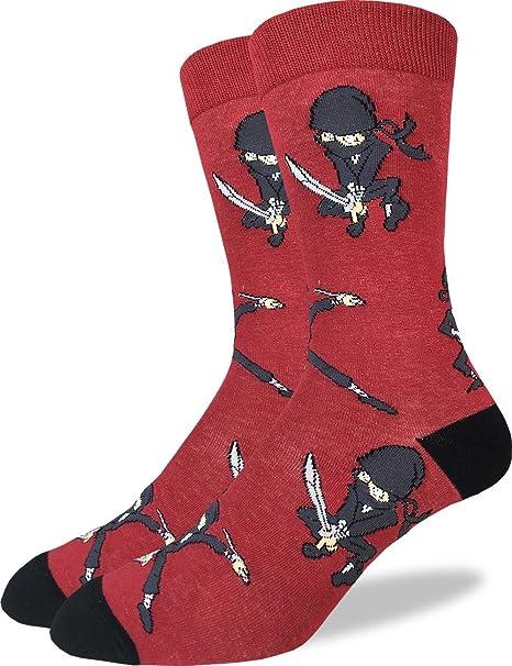 Amazon.com: Buena suerte – Calcetines de calcetín hombre ...